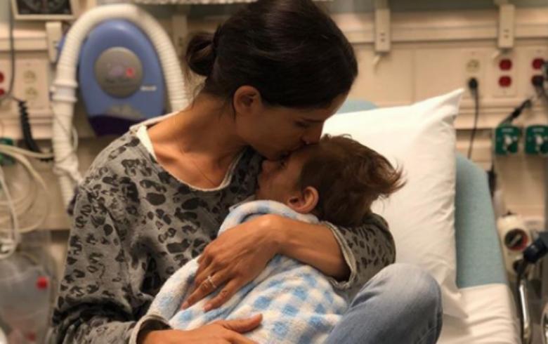 Leonor Varela se despide de su hijo en redes sociales