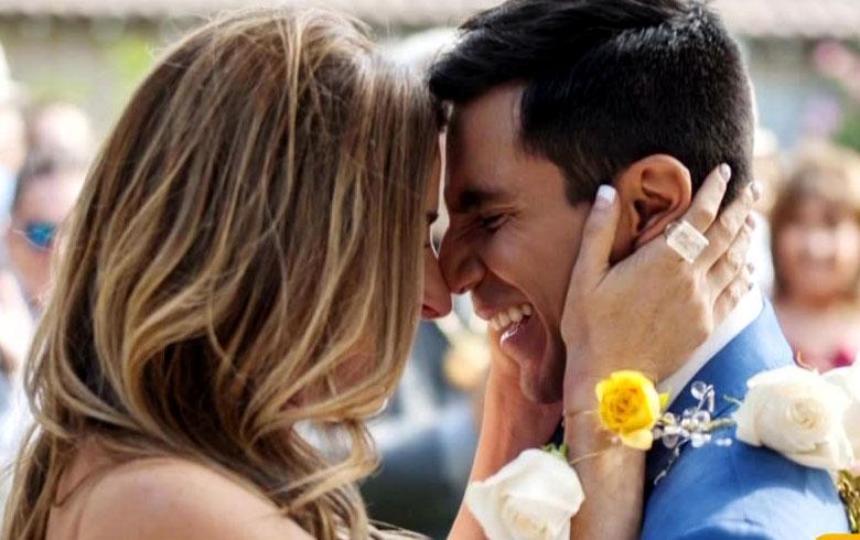Matrimonio Queralto : La sorpresa que fran sfeir le dio a juan pablo queraltó en