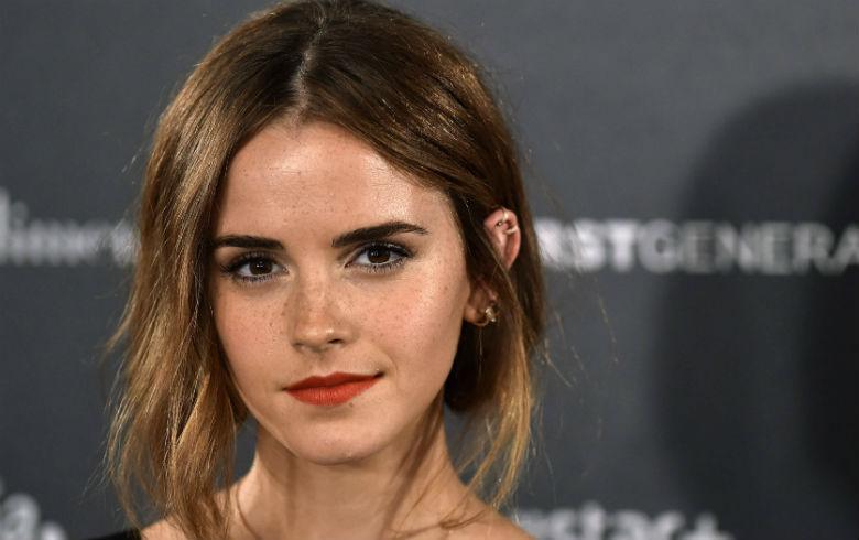 Juntos nuevamente: Emma Watson y actor de Glee se besan en público