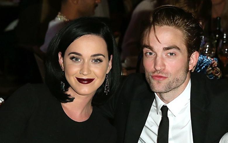 Robert Pattinson terminó su relación pero encontró consuelo en Katy Perry