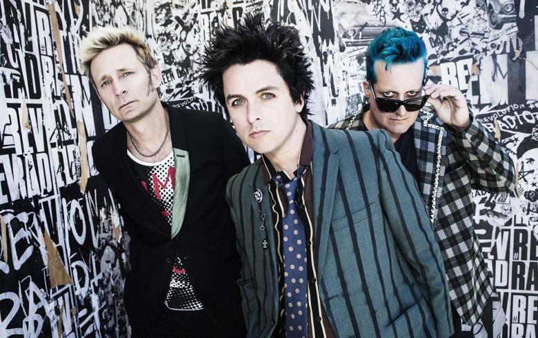 Green Day confirma gira por América Latina en noviembre