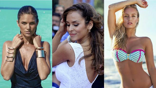 Ranking famosos eligen a las 10 mujeres m s guapas de la for Videos de chismes del espectaculo
