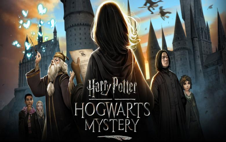 Harry Potter: Adelantos de 'Hogwarts Mystery', el juego para celulares
