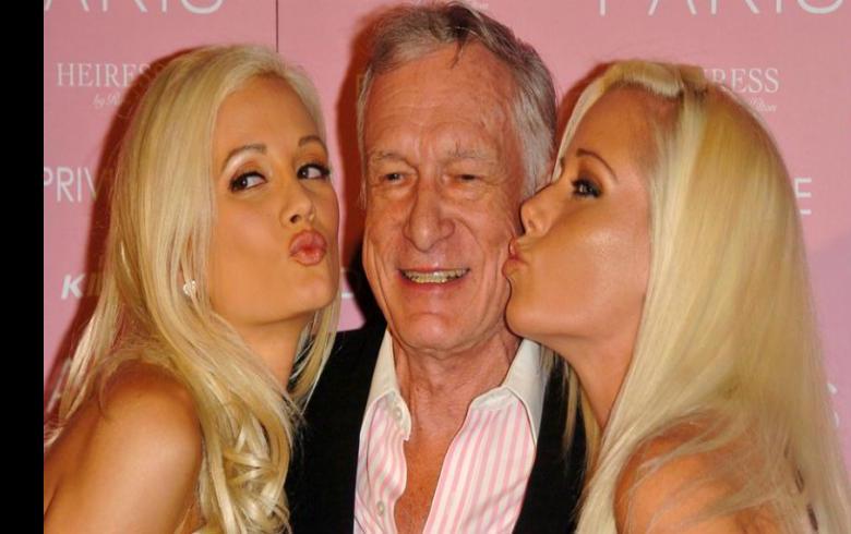 Hugh Hefner: Y ahora ¿Qué pasará ahora con la Mansión Playboy?