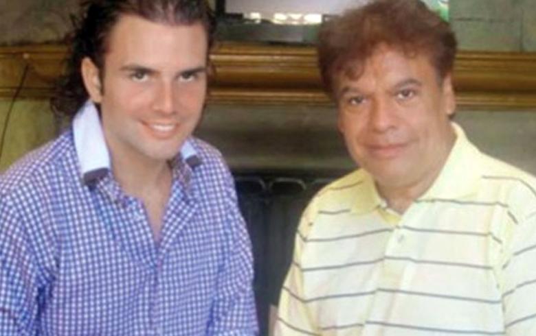 """Jas Devael sobre Juan Gabriel: """"Se fue el amor de mi vida"""""""