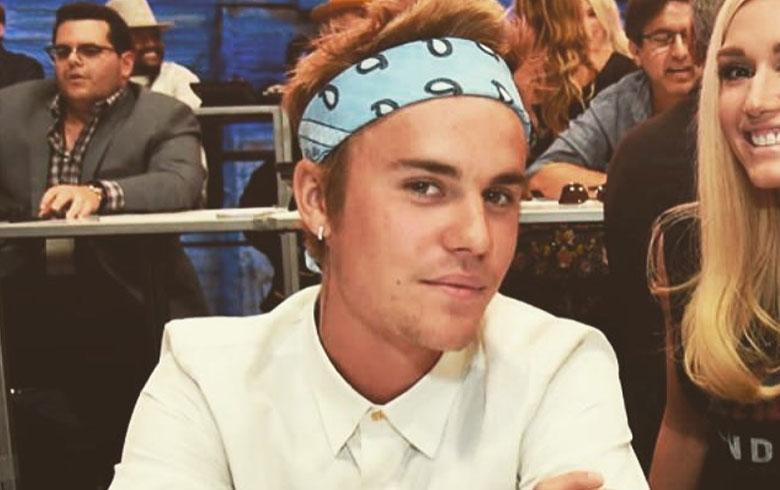 Mirá la foto más asquerosa de Justin Bieber — Desagradable