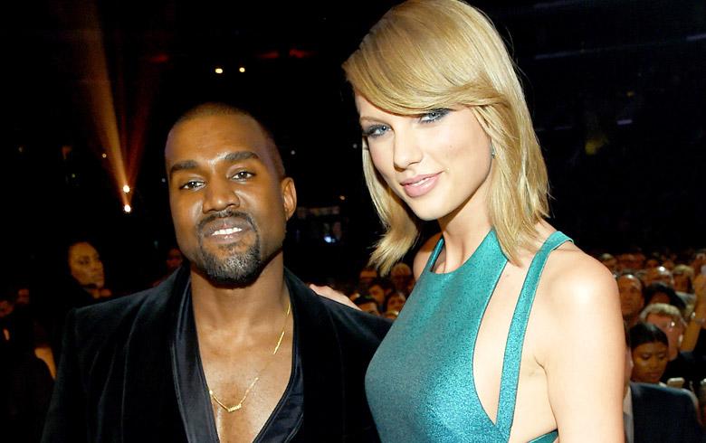 Taylor Swift le advirtió a Kanye West sobre lanzar una canción que hablaba de ella