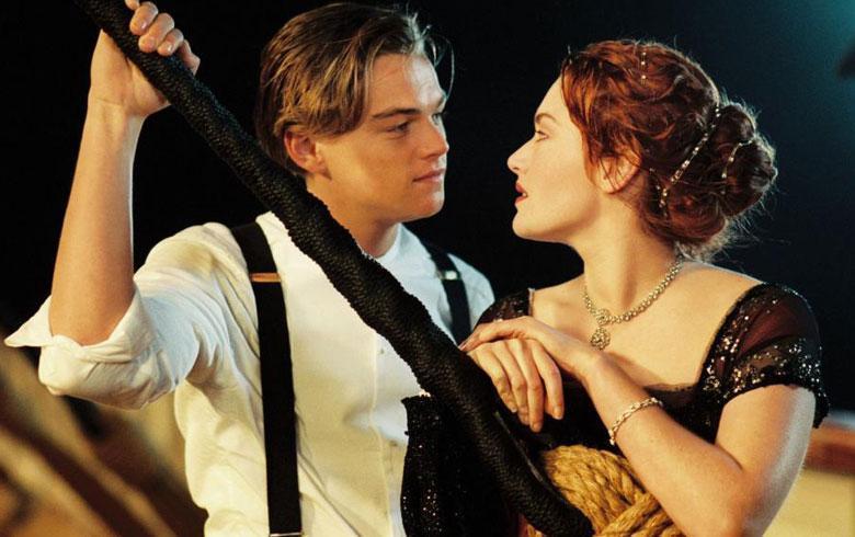 El encuentro fogoso de Leonardo DiCaprio y Kate Winslet en Saint Tropez