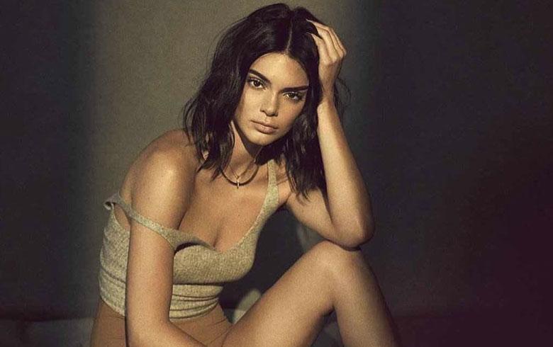 Kendall Jenner publica foto de su trasero