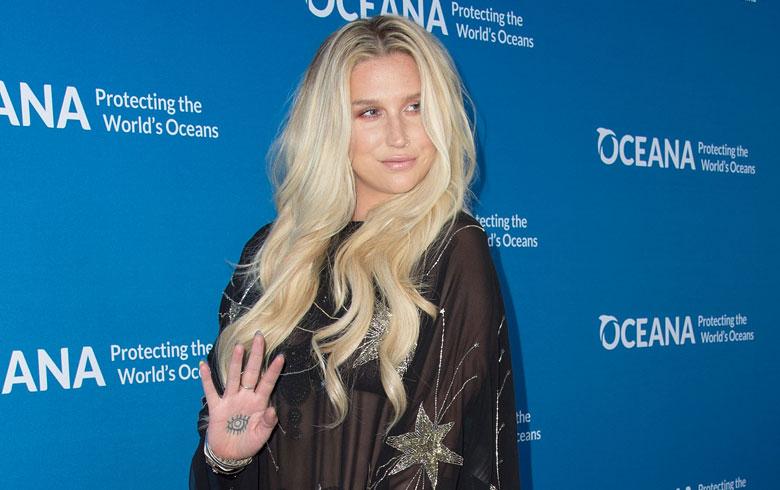 Kesha lanzó su primer single en tres años