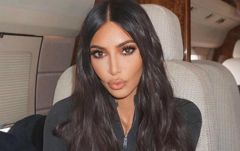 Acusan a Kim Kardashian de reducirse el trasero con photoshop