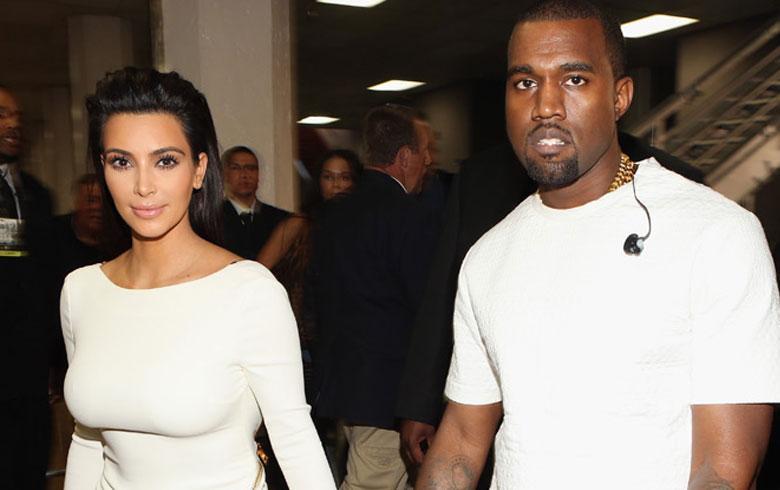 Kim y Kanye casi se quedan sin autos