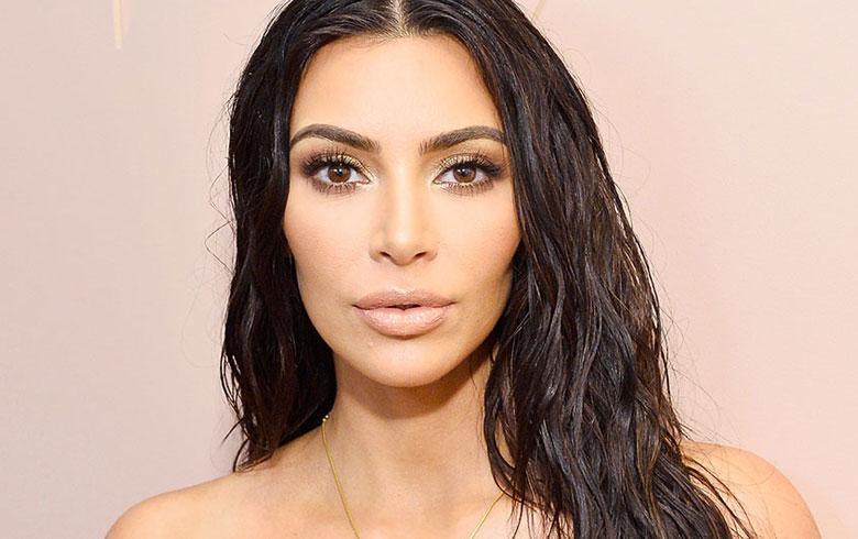 Kim Kardashian publica el primer retrato familiar con sus tres hijos