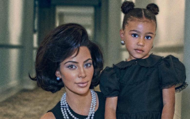 Kanye West regala miles de dólares en acciones a Kim Kardashian