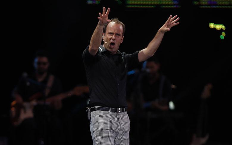 Stefan Kramer se rió de la participación de Mariela Montero y Willy Benitez