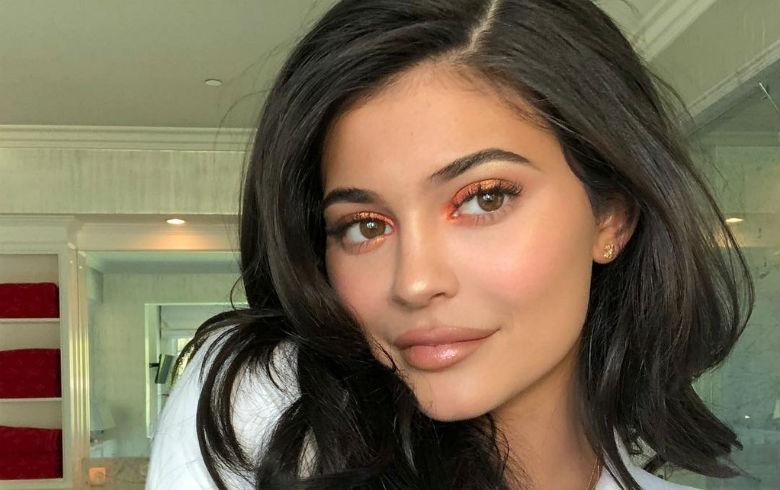 Kylie Jenner mostró la increíble colección de zapatos de su hija Stormi