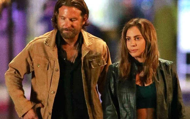 ¡Mira a Lady Gaga enamorada de Bradley Cooper!
