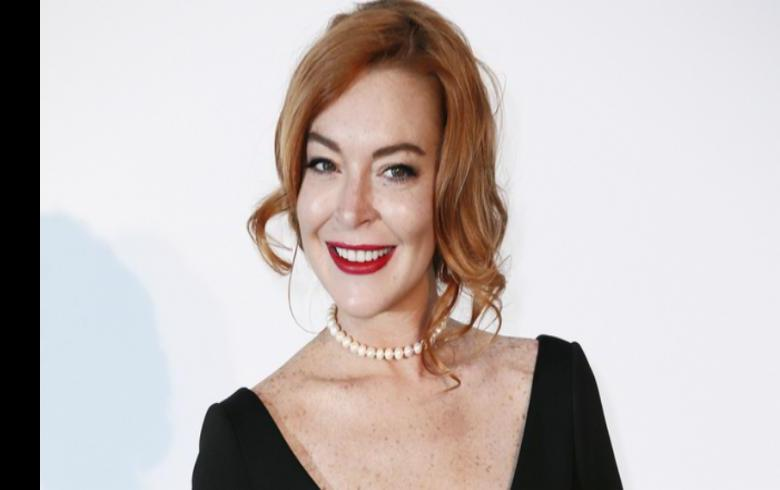 Lindsay Lohan sale en defensa de Donald Trump: