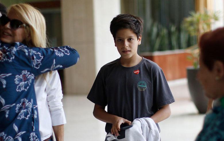 El duro comentario del hijo de Menem: