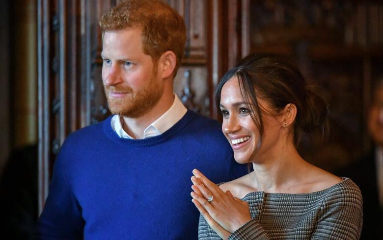 El príncipe Harry y Meghan Markle revelaron los detalles de su boda