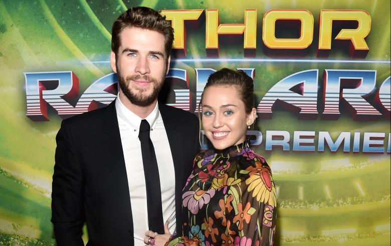 Miley Cyrus y Liam Hemsworth contraen matrimonio en Australia