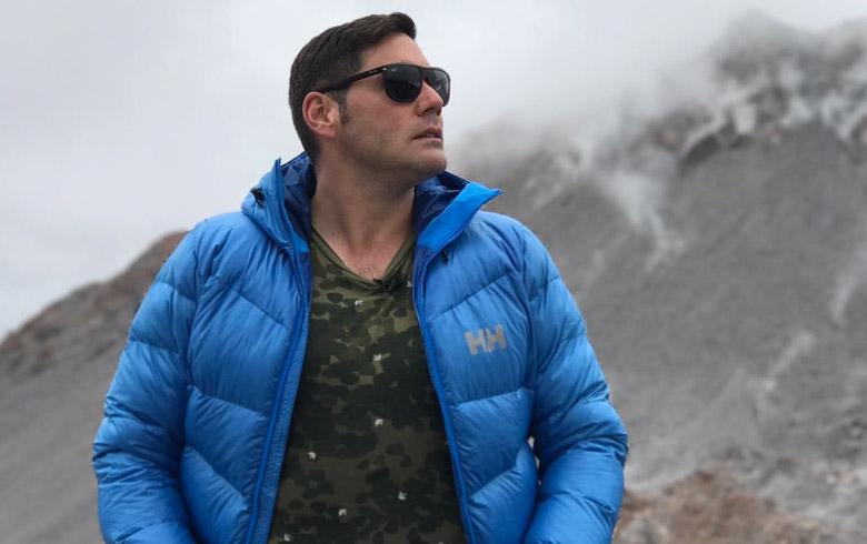"""Pancho Saavedra adelanta intenso capítulo de """"Lugares que hablan"""": """"Será una aventura muy fuerte"""""""
