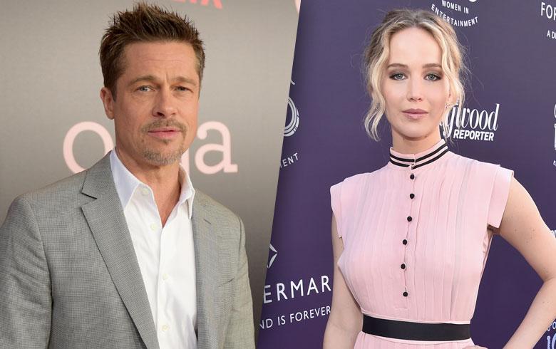 Esta famosa actriz es la nueva conquista de Brad Pitt