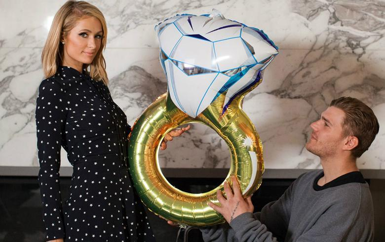 Paris Hilton terminó su relación con Chris Zylka y canceló su boda