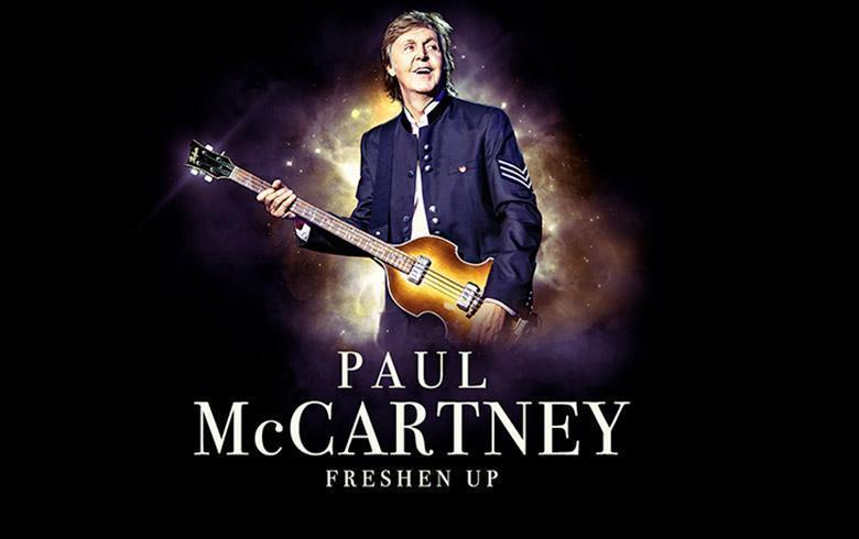 Paul McCartney regresaría a Chile en marzo