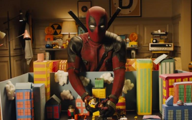 Deadpool 2 ya tiene su primer tráiler