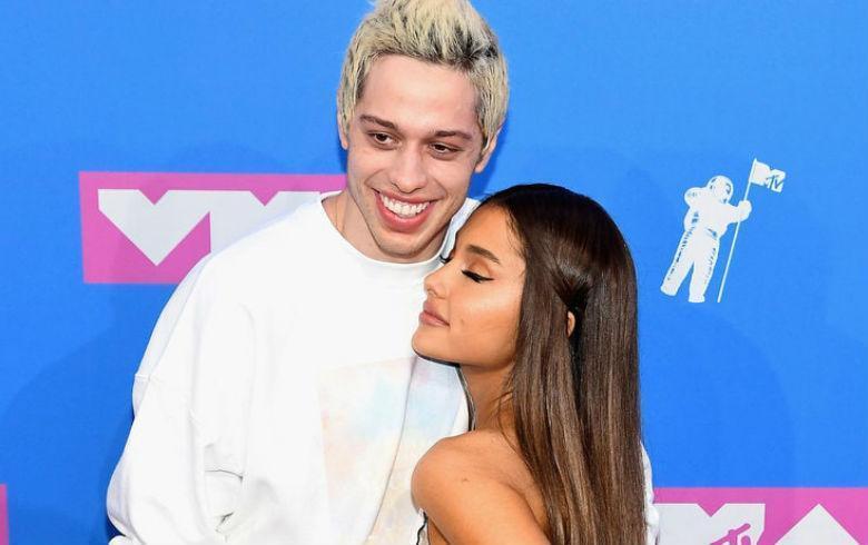 La atrevida confesión del novio de Ariana Grande sobre su vida sexual
