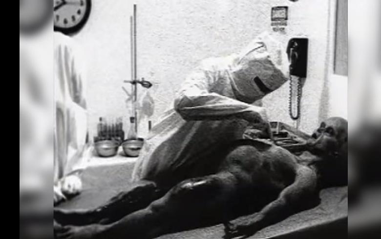Esta es la verdadera historia del video del extraterrestre de 1947