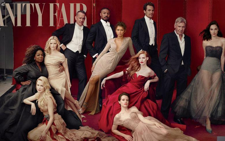 Vanity Fair 'arruina' su edición especial de Hollywood