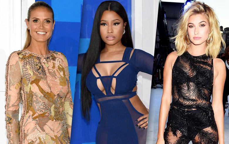Lo mejor de la alfombra roja de los MTV Video Music Awards 2016