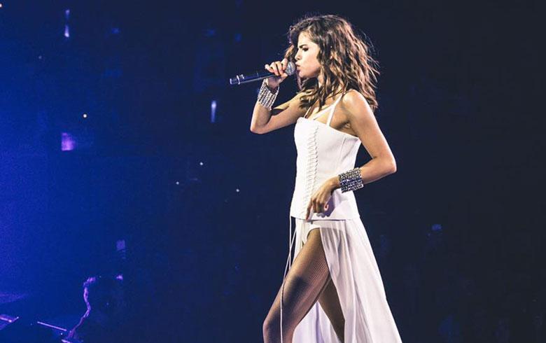 Comunicado de Selena Gomez condiciona su llegada a Chile