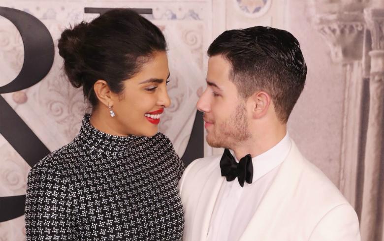 Nick Jonas comparte fotos de su boda con Priyanka Chopra