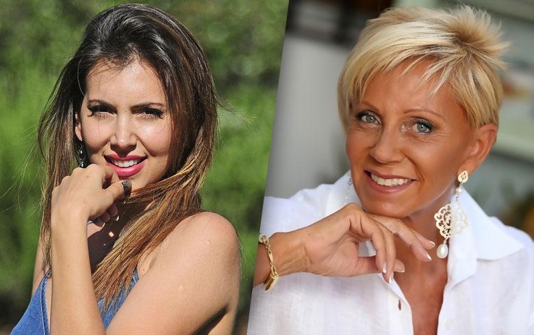 """El """"Bitch Stole My Look"""" entre Raquel Argandoña y Nataly Chilet"""