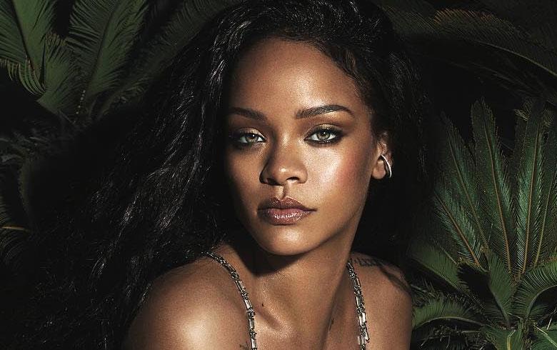 Rihanna muestra estrías y vellitos en Instagram