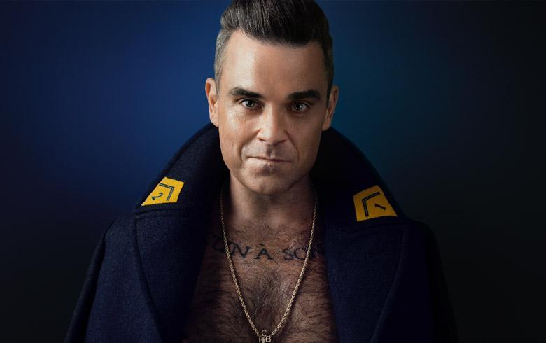 "Robbie Williams llega a Chile con ""The Heavy Entertainment Show"" Tour 2018"
