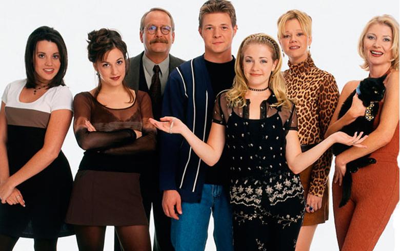 """A 20 años del primer episodio de """"Sabrina, la bruja adolescente"""""""