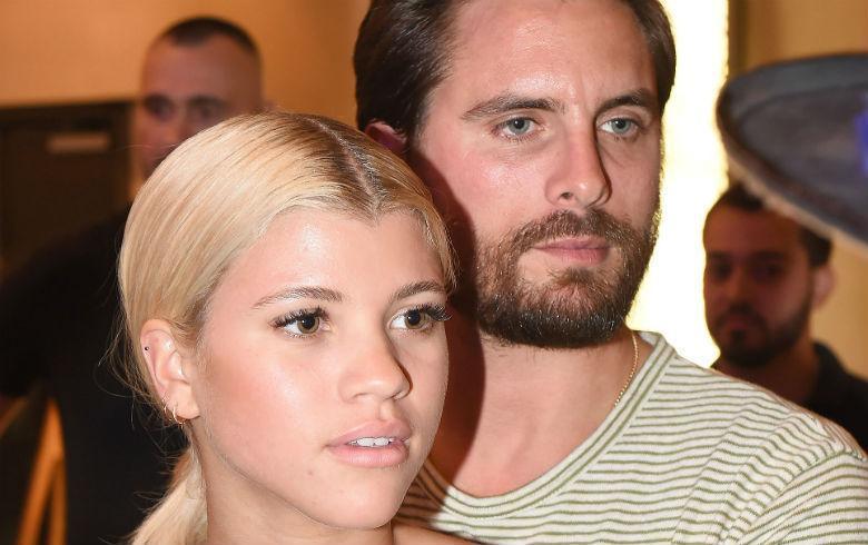 Sofia Richie y Scott Disick terminan su romance