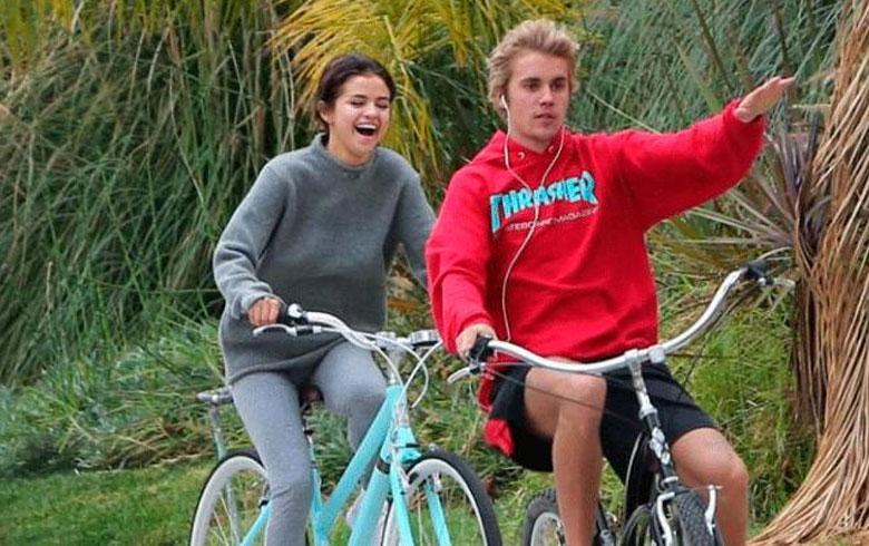 Justin Bieber y Selena Gomez fueron a Seattle a comer chocolate