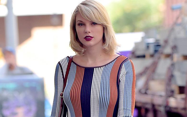 Taylor Swift publicó enigmático video
