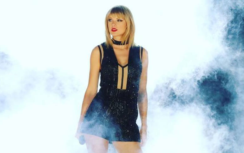 """Taylor Swift cantó """"This is What You Came For"""" en vivo"""