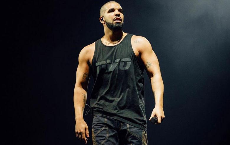 Drake fue el cantante más escuchado de Spotify 2016
