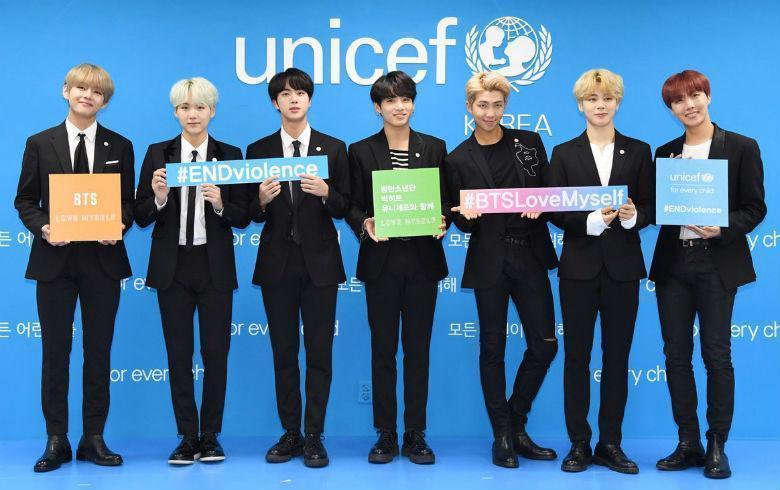BTS marcará la historia al dar discurso en la ONU