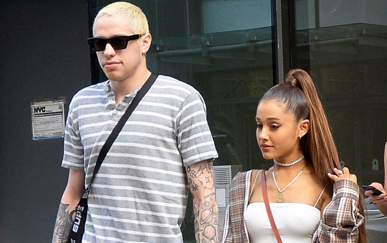 Ariana Grande habla por primera vez de su ruptura con Pete Davidson