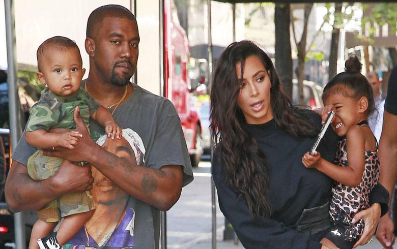 Confirmado: El bebé de Kim y Kanye nacerá en enero