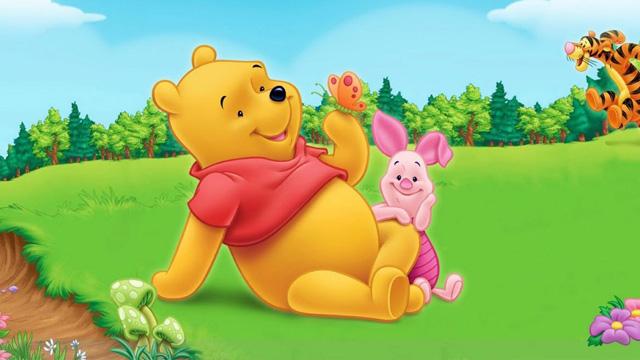 Winnie the pooh es realmente una ni a - Alfombra winnie the pooh ...