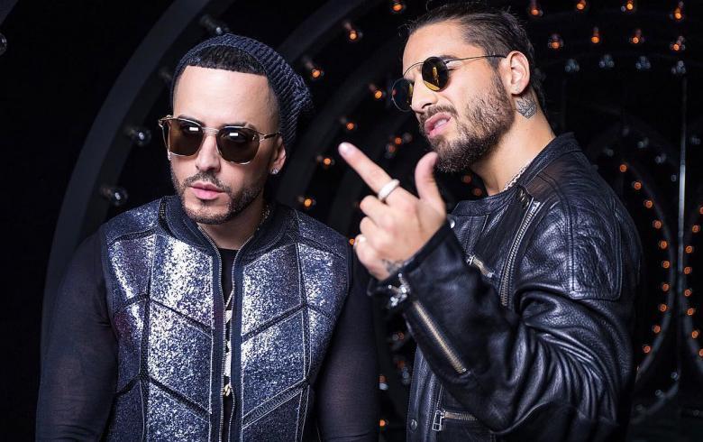 Maluma y Yandel te pondrán a bailar con el tema 'Solo mía'